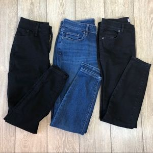 BUNDLE Loft Jeans, Loft Leggings, old Navy Jeans